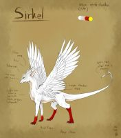 Sirkel reference sheet by Kallonate