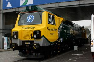 Innotrans 2010 - GE Powerhaul by ZCochrane