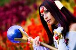 ALCYONE MAGIC SORCERESS by Giorgiacosplay