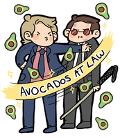 Avocados at Law by geothebio