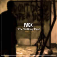  The walking dead pack pedido Mari-wxlker  by silly-luv