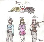 Horn's and Halo's by elven-soul