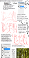 How Nen Draws Forests by NenNenNen
