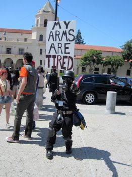 Fanime 2012 - My Arms Are Tired by TenorSaxLolita