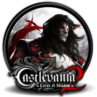 Castlevania: Lords of Shadow 2 - Icon by Blagoicons