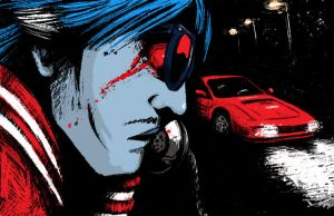 Kavinsky: Nightcall by rabidvegeta567