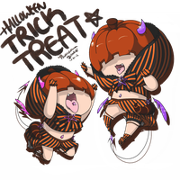 two little devils by TsukishimaYume