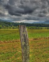 Cades Cove Fence by PaulWeber
