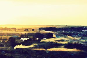 view from my window by karolate