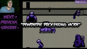 PewDiePie Processing Mode by potatoo-tree