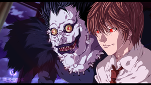 Death Note-I am GOD! by HollowCN