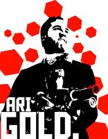 ARI GOLD by silent58