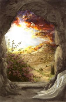 The Empty Tomb by Vuel