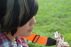 Concentration Guitar by Angel-Platypus-Photo