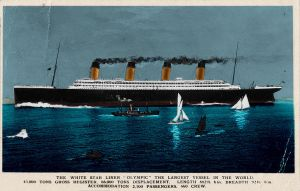 The First Queen by RMS-OLYMPIC