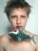 White Shark by androgenio