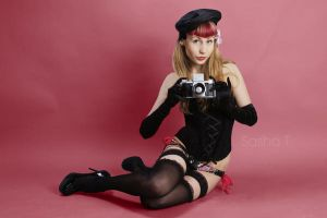 May I take a picture? by SashaZombie