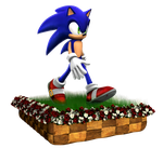 Sonic The Hedgehog Next Gen (Test) by Fentonxd