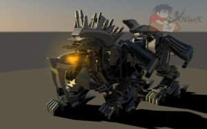 ZOIDS: Battle Mode by lyonx