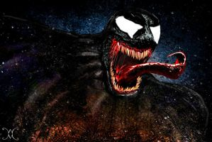 Venom by willmottram