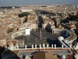 A view from Vatican by Nightingale963