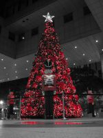 Red Chistmas by xforceflowx