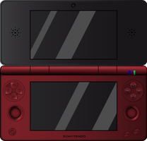 Joining forces - a Sony-Nintendo handheld console by R-Renquist