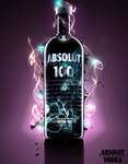 Absolut Vodka 100 by alvaro93