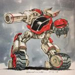 Blaster Master Fan Art by Mecha-Zone