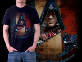 Design By Humans: Assassin's Creed Unity Contest. by Highlander0423