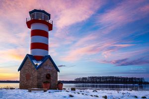 .:Grafton Lighthouse II:. by RHCheng