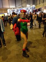 Cammy White cosplay - Event photo! by JudyHelsing