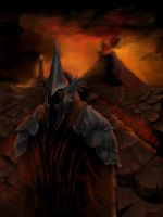 The Witch-King of Angmar by pienimies