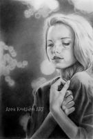 Through My Chest by annakoutsidou