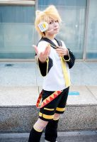 Kagamine Len Cosplay by Mcosplay
