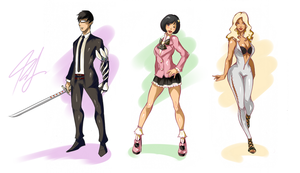 Killer is Dead by TirNaNogIndustries