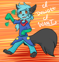 I Dewott I Want by AllegroAlley
