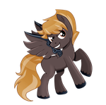.:MLP Duster Seamus:. Giveaway prize by Airinreika