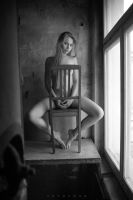 Old Chair Of Memories by artofdan70