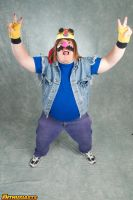 JAFAX 16: Wario Photoshoot 4 by BigAl2k6