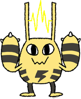Day 13: Favorite Electric Type by TopHatless