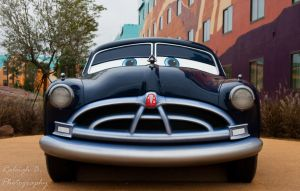 The Hudson Hornet by CheesyPinoy