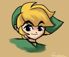 The Wind Waker by FoReal100