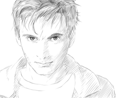 David Tennant by SparklyFruitsalad