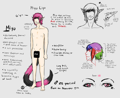 Miyo Reference Sheet by strxbe