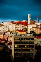 Coimbra's Sunset by dawn2duskpt