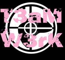 T3aMW3rk mock up logo by Erikyasha