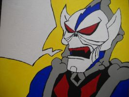 Hordak Pop Art by Derrico13
