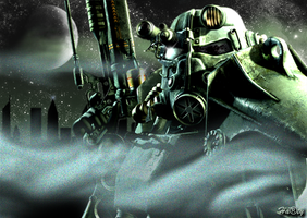 Fallout 3 Wallpaper 1 by Harty73