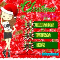 Christmas Pack *-* by LilianaaEditions27